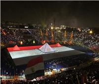 فيديو| محمد فضل: تنظيم الافتتاح كان مصريًا خالصًا.. وشعبنا يستحق الفرحة