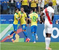 البرازيل توسع الفارق بالهدف الثالث في مرمى بيرو