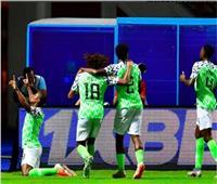 ويلفريد نديدي أفضل لاعب في مباراة نيجيريا وبوروندي