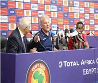 مدرب غينيا عقب التعادل مع مدغشقر: التوتر أفقدنا النقاط الثلاث