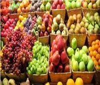 أسعار الفاكهة في سوق العبور اليوم ٢٣ يونيو
