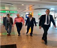 رئيس مصلحة الجمارك يتوجه إلى بروكسل للمشاركة في اجتماعات منظمة الجمارك العالمية