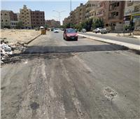 بالصور.. «الإسكان»: تطوير شامل لمنطقة الحصري بمدينة 6 أكتوبر