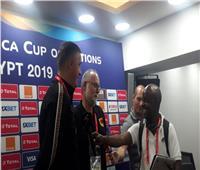 أمم أفريقيا 2019| مدرب أنجولا: الإصابات لن تؤثر على أداءنا أمام تونس
