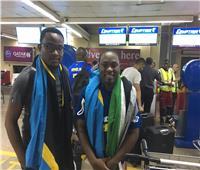أمم أفريقيا 2019 | اتحاد الكرة التنزاني يصل القاهرة
