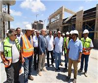 وزارة الإسكان: تقييم أداء شركات المقاولات في تنفيذ المشروعات المختلفة