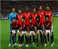 تدريبات بدنية للاعبي منتخب مصر استعدادا لمواجهة الكونغو الديقراطية بـ«أمم إفريقيا»