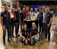 الأكاديمية العربية تحصد المركز الثاني بمسابقة الغواصات الدولية في الولايات المتحدة