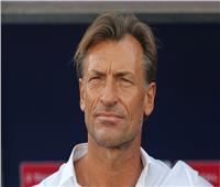 «رينارد» يتابع مباراة كوت ديفوار وجنوب أفريقيا من مدرجات السلام