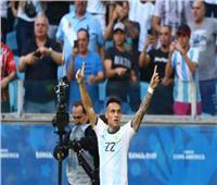 كوبا أمريكا 2019| «مارتينيز» يمنح الأرجنتين التقدم أمام قطر