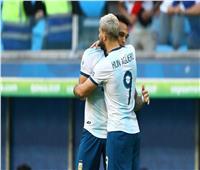 كوبا أمريكا 2019| نهاية الشوط الأول بتقدم الأرجنتين 1-صفر على قطر