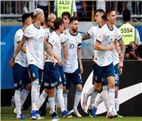 شاهد| الأرجنتين تهزم قطر.. وتتأهل لربع كوبا أمريكا 2019