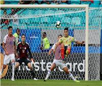 كوبا أمريكا  هزيمة باراجواي أمام كولومبيا تؤهل البيرو وأوروجواي لربع النهائي