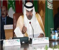 رئيس البرلمان العربي يدين الهجوم الإرهابي على مطار أبها..ويصفه بـ«الجبان»
