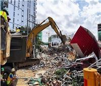 كمبوديا : ارتفاع حصيلة ضحايا انهيار مبنى إلى 49 قتيلا ومصابا