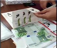 راكب يُخفي 46 ألف يورو داخل «ألبوم صور» بمطار القاهرة