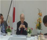 سفير اليابان: مشاركة الرئيس السيسي في قمة العشرين والتيكاد مهمة