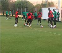 منتخب السنغال يخوض مرانه الأول استعدادا للجزائر