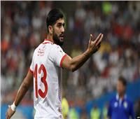 أمم إفريقيا 2019  فرجاني ساسي يشارك في مباراة تونس وأنجولا