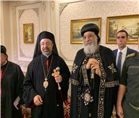 البابا تواضروس يشارك في حفل عيد دخول العائلة المقدسة مصر