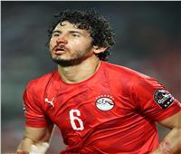 أمم إفريقيا 2019| منتخب مصر يشيد بأحمد حجازي
