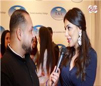 فيديو| إنجي المقدم تكشف تفاصيل مسلسلها «حواديت الشانزليزيه»