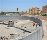 «محلية البرلمان» تتفقد محطة معالجة صرف صحي أبو كاشيك بالبحيرة