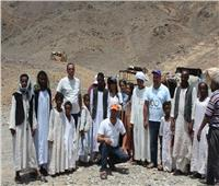 صناع الخير للتنمية: قدمنا مساعدات لأبعد قرية مصرية على الحدود السودانية