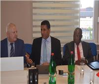 سفير مصر في بلجراد يشارك في الاحتفال بيوم الصداقة الصربية الأفريقية