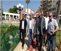 صور| «محلية النواب» تتفقد مشروع ميناء الصيد الجديد برشيد