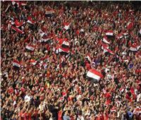 من ملعب «مصر والكونغو».. جماهير المنتخب: مسيرة الانتصارات لن تتوقف