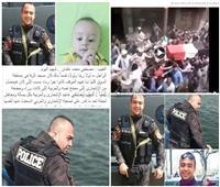 صور| النقيب مصطفى عثمان.. «الشهيد الضاحك»