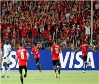 تعليق ليفربول على أول أهداف محمد صلاح في أمم أفريقيا