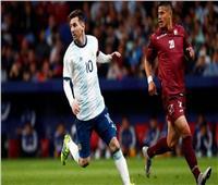 موعد مباراة الأرجنتين ضد فنزويلا والقنوات الناقلة في كوبا أمريكا