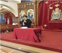البابا تواضروس يشارك في سيمينار كنائس حدائق القبة