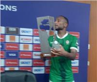 لاعب مدغشقر «رجل المباراة» بعد فوزهم على بوروندي