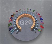قادة مجموعة العشرين يسلطون الضوء على مخاطر التباطؤ الاقتصادي مع انطلاق أعمال القمة باليابان