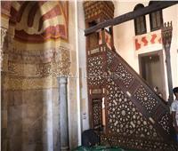 ننشر تفاصيل أعمال ترميم مسجد «خوند اصلباي» بالفيوم