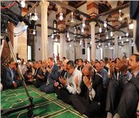 وزير الأوقاف يلقي خطبة الجمعة من مسجد السلطان قايتباي لأول مرة