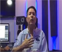 فيديو| إيمان البحر درويش يهدي المنتخب أغنية «مصر ولادة»