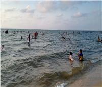 يوم ترفيهي على شاطئ الرواق في بئر العبد بشمال سيناء