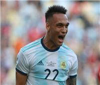 كوبا أمريكا 2019| الأرجنتين تتقدم بكعب «مارتينيز» على فنزويلا