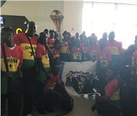 أمم أفريقيا 2019| مشجعي البلاك استارز يصلون القاهرة