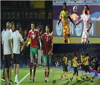 فيديو وصور  تعادل تونس وتأهل المغرب وفوز جنوب أفريقيا في بطولة أمم أفريقيا 2019