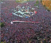 الطريق إلى 30 يونيو| مسيرات الشعب ناقوس يدق أجراس الحرية من قيد الإخوان