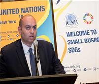 أحمد عثمان «أول رئيس مصري» للمجلس الدولي للمشروعات الصغيرة