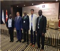 وفد نقابة المهندسين يشارك بمؤتمر الهندسة و الأمن الغذائي بإفريقيا