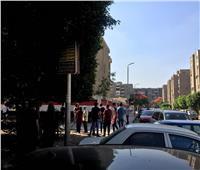 إخلاء محيط مدرسة السعدية في مدينة نصر من الطلاب