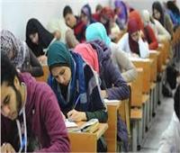 حالات إغماء ومغص كلوي في لجان امتحانات الثانوية العامة بقنا