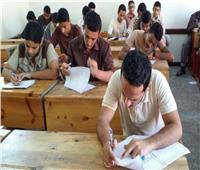 ثانوية عامة 2019| طالب يمزق ورقة الإجابة بدمياط